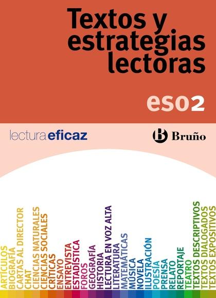 TEXTOS Y ESTRATEGIAS LECTORAS, 2 ESO. CUADERNO