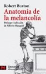 ANATOMÍA DE LA MELANCOLÍA.