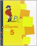 ORTOGRAFÍA, LINGUA, EDUCACIÓN PRIMARIA. CADERNO 6