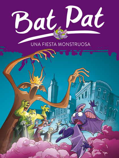 UNA FIESTA MONSTRUOSA (SERIE BAT PAT 42).