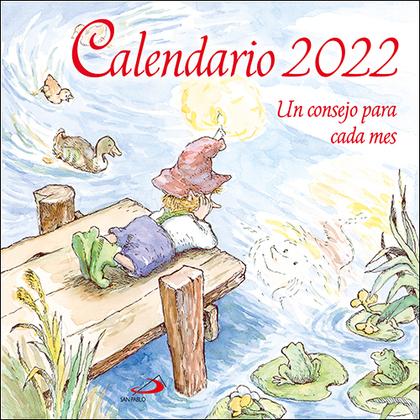 CALENDARIO DE PARED UN CONSEJO PARA CADA MES 2022.