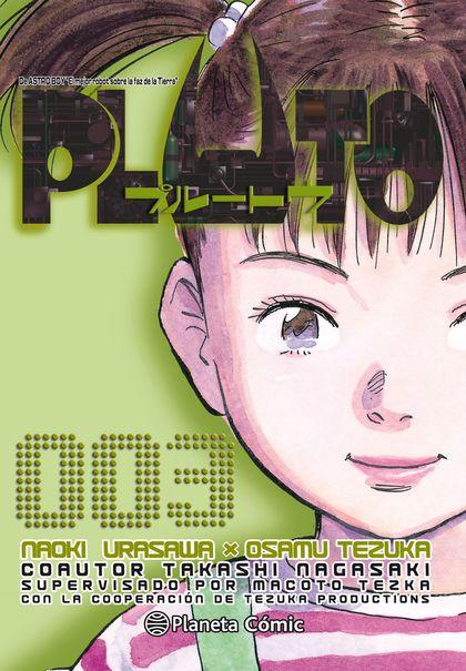 PLUTO Nº 03/08 (NUEVA EDICIÓN).