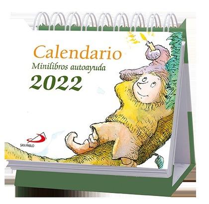 CALENDARIO DE MESA MINILIBROS AUTOAYUDA 2022.
