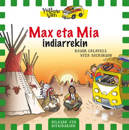 YELLOW VAN 10. MAX ETA MIA INDIARREKIN.
