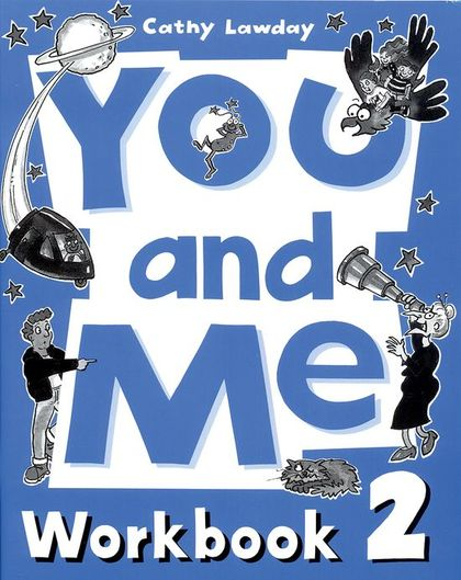 YOU AND ME 2 WORK BOOK