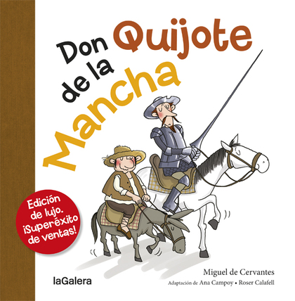 DON QUIJOTE - LUXE.