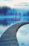 SECRETOS DE LA SERENIDAD: INSPIRACIONES CONTRA EL ESTRÉS Y EL DESALIEN