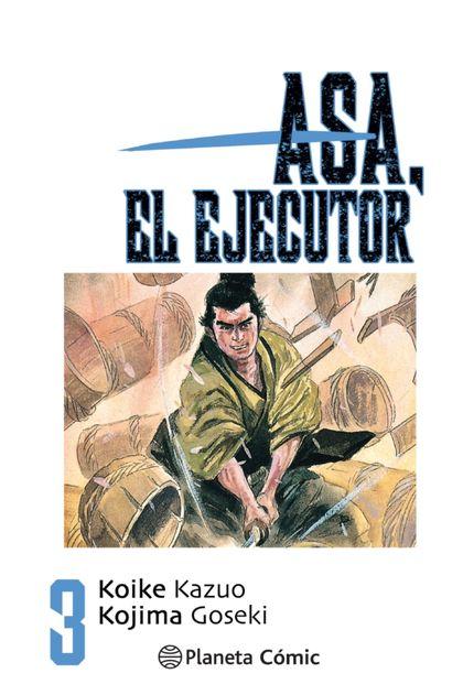 ASA EL EJECUTOR Nº 03/10.