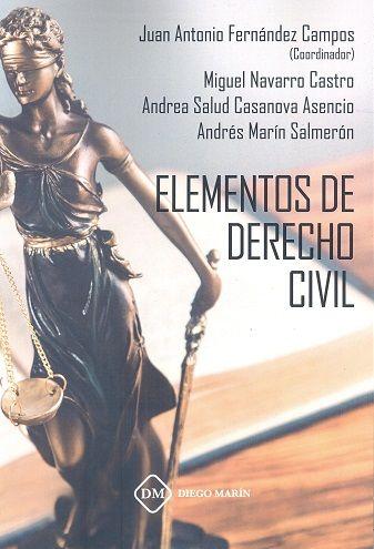 ELEMENTOS DE DERECHO CIVIL.