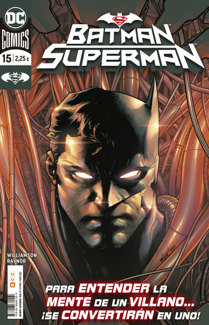 BATMAN ; SUPERMAN (2019) 15