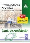 TRABAJADORES SOCIALES 2011 JUNTA ANDALUCIA