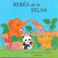 BEBÉS DE ANIMALES, BEBÉS DE LA SELVA