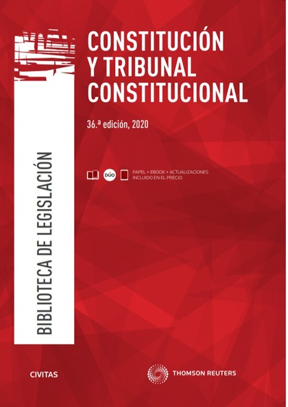 CONSTITUCIÓN Y TRIBUNAL CONSTITUCIONAL 2020.