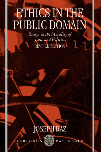 ETHICS IN THE PUBLIC DOMAIN