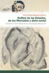 DELITOS DE LOS ESTADOS, DE LOS MERCADOS Y DAÑO SOCIAL : EEBATES EN CRIMINOLOGÍA CRÍTICA Y SOCIO