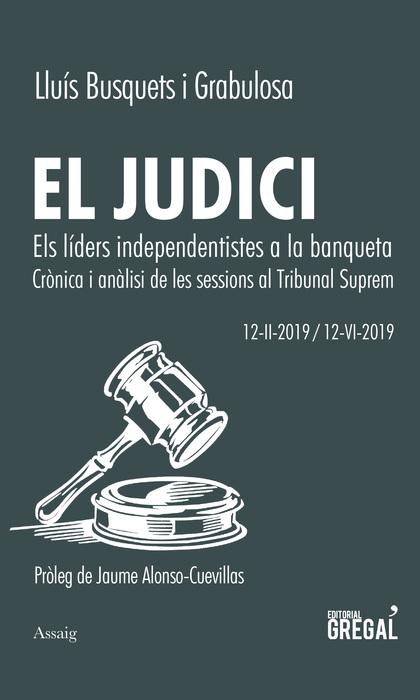 EL JUDICI I LA SENTÈNCIA
