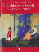 BIBLIOTECA TEIDE 041 - EL DIABLO EN LA BOTELLA Y OTROS CUENTOS -R. L. STEVENSON-.