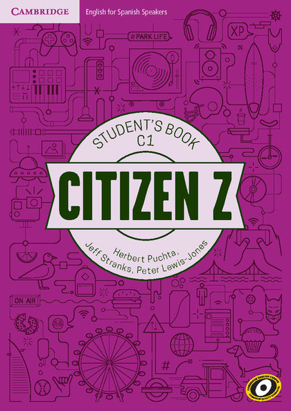 CITIZEN Z C1 STUDENT´S BOOK WITH AUGMENTED REALITY.