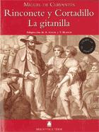 BIBLIOTECA TEIDE 045 - LA GITANILLA, RINCONETE Y CORTADILLO -MIGUEL DE CERVANTES.