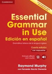 ESSENTIAL GRAMMAR IN USE SPANISH 4ºED KEY/INTERACTIVE.