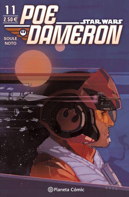 STAR WARS, POE DAMERON 11