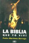LA BIBLIA QUE YO VIVÍ