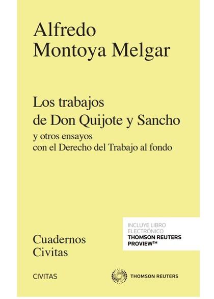 TRABAJOS DE DON QUIJOTE Y SANCHO,LOS DUO