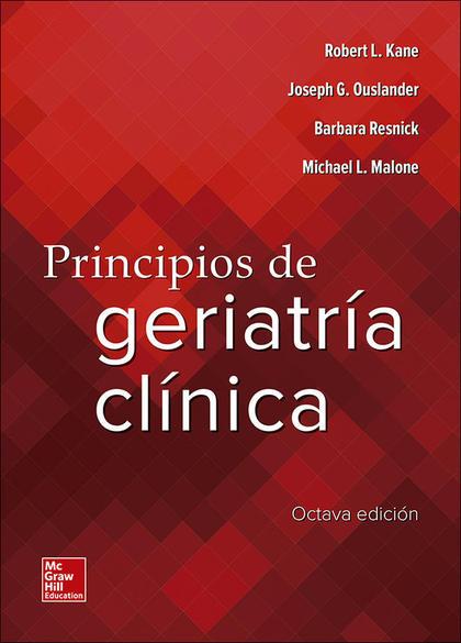 PRINCIPIOS DE GERIATRIA CLINICA