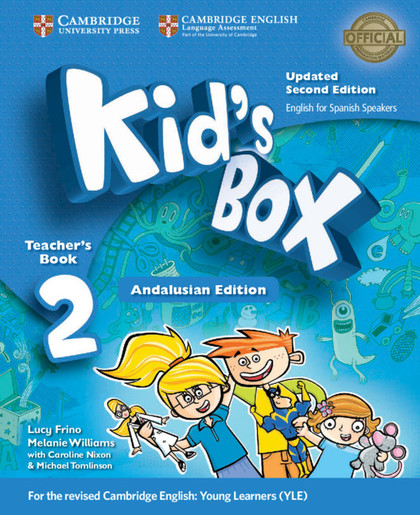 KID´S BOX LEVEL 2 TEACHER´S BOOK UPDATED ENGLISH FOR SPANISH SPEAKERS 2ND EDITIO.