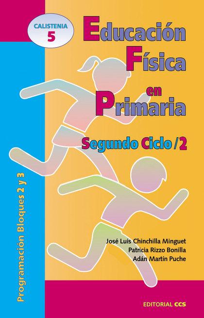 EDUCACION FISICA PRIMARIA 2 CICLO 3