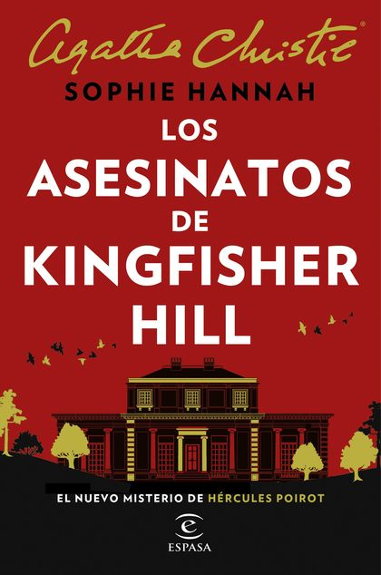 LOS ASESINATOS DE KINGFISHER HILL.