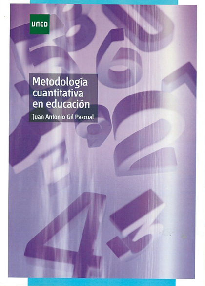 no esta en distribucion METODOLOGÍA CUANTITATIVA EN EDUCACIÓN