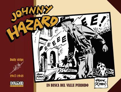 JOHNNY HAZARD 1947-1948.