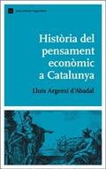 HISTÒRIA DEL PENSAMENT ECONÒMIC A CATALUNYA