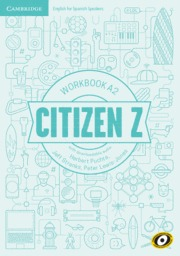 CITIZEN Z A2 WORKBOOK WITH DOWNLOADABLE AUDIO.