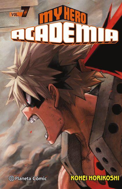 MY HERO ACADEMIA Nº 07.