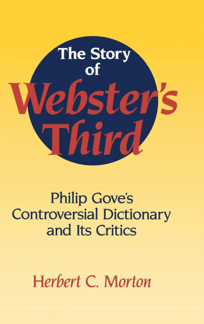 THE STORY OF WEBSTER´S THIRD
