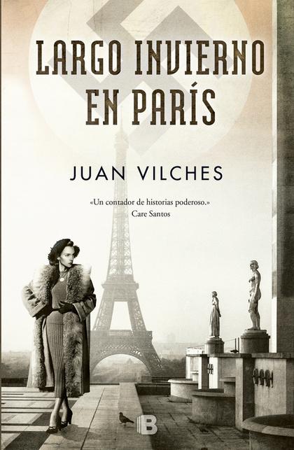 LARGO INVIERNO EN PARÍS.