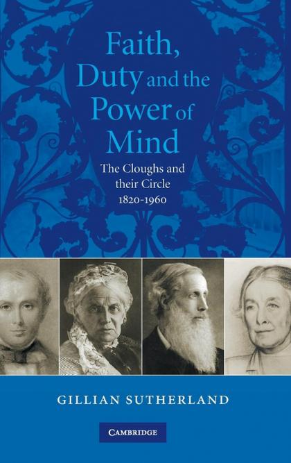 FAITH, DUTY, AND THE POWER OF MIND