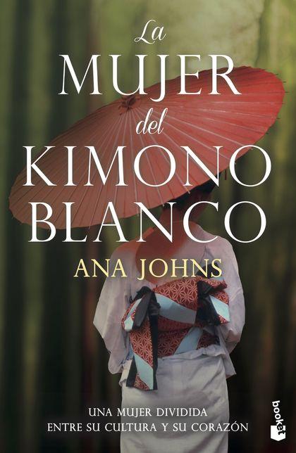 LA MUJER DEL KIMONO BLANCO.