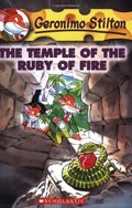 THE TEMPLE OF THE RUBY OF FIRE.