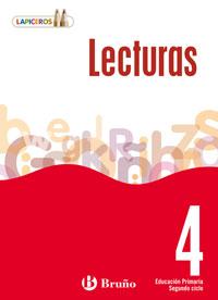 LAPICEROS LECTURAS 4.