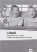 FABULI, LEHRERHANDBUCH.