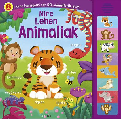 NIRE LEHEN ANIMALIAK- LIBURU SOINUDUNA
