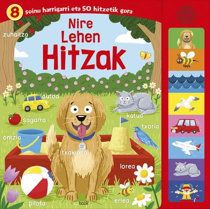 NIRE LEHEN HITZAK- LIBURU SOINUDUNA