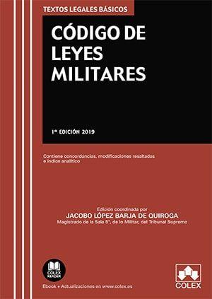 CÓDIGO DE LEYES MILITARES                                                       CONTIENE CONCOR