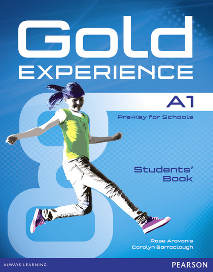 GOLD EXPERIENCE A1- STUDENT´S BOOK WITH MULTI-ROM