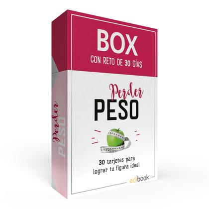BOX CON RETO DE 30 DÍAS- PERDER PESO