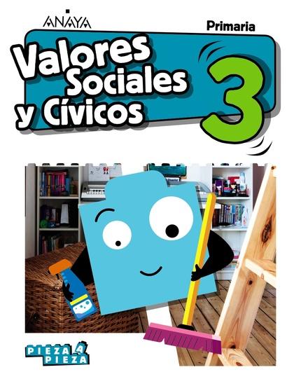 VALORES SOCIALES Y CÍVICOS 3..