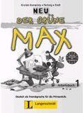 DER GRÜNE MAX 1 NEU, LIBRO DE EJERCICIOS + CD.